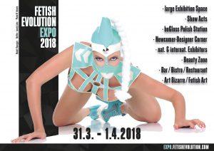 Fetish Evolution Expo 31 maart - 1 april 2018 @ Essen | Noordrijn-Westfalen | Duitsland