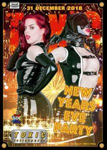 Toxic New Years Fetish Party 31 december 2018 @ Heuvel Gallery   Tilburg   Noord-Brabant   Nederland