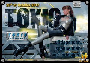 Toxic Fetishparty @ Heuvelgallery | Tilburg | Noord-Brabant | Nederland